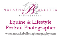 Natasha Balletta Equine & Lifestyle Portrait Photographer